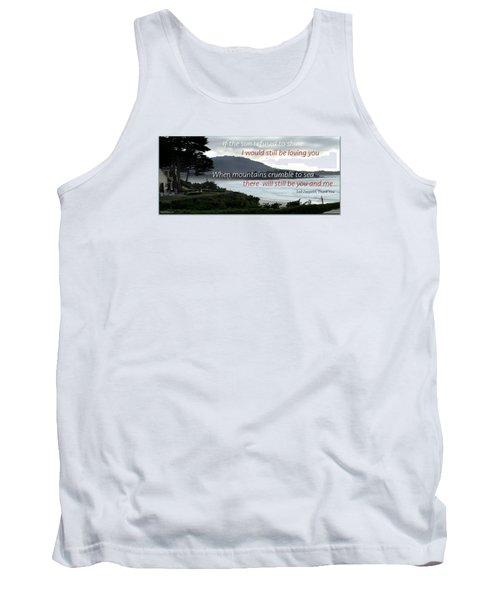 Tank Top featuring the photograph Zeppelin Gratitude by David Norman