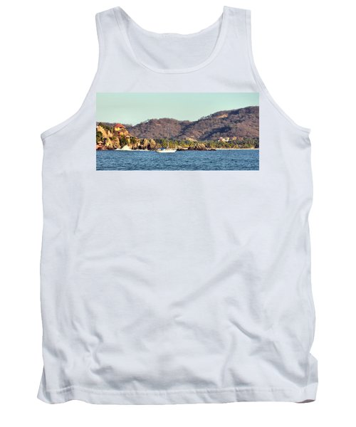 Zihuatanejo Bay Tank Top