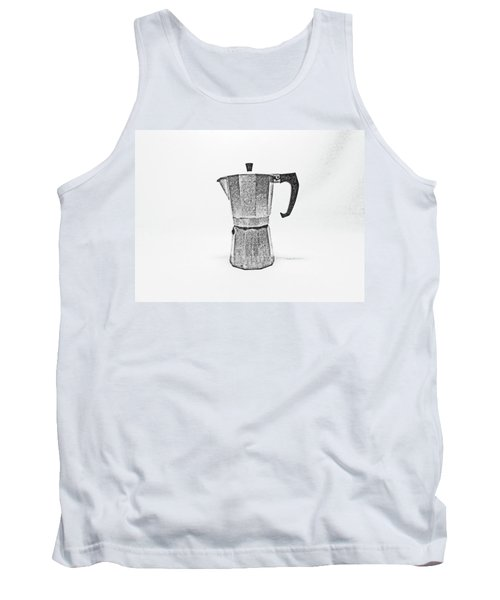 08/05/19 Cafetiere Tank Top