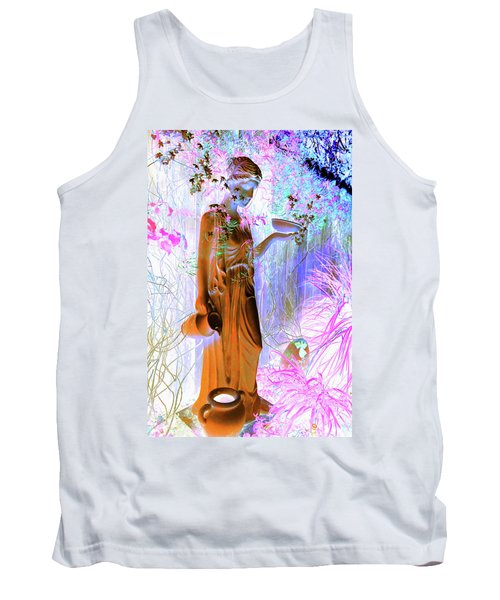 Awaiting For Your Return Tank Top