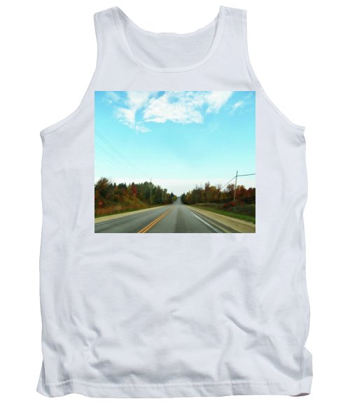 Collingwood In The Distance Tank Top