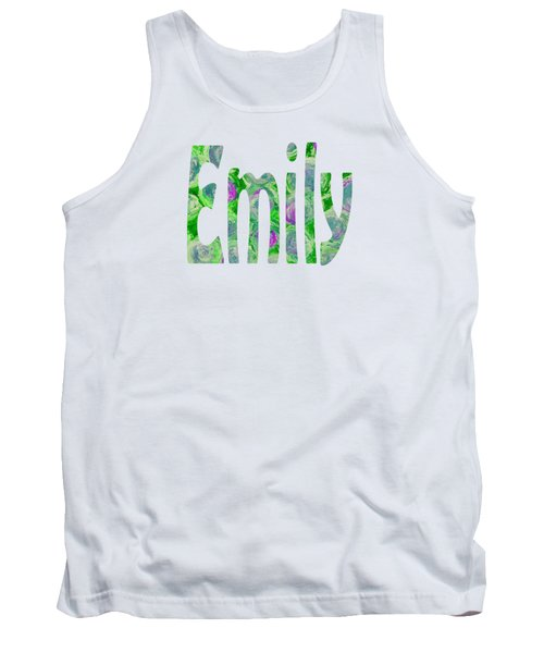 Emily Tank Top