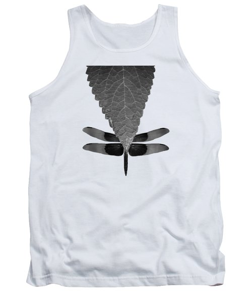 Hiding Dragons Tank Top