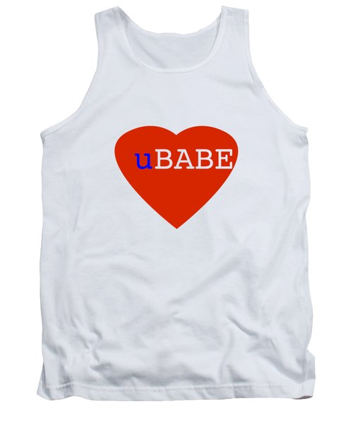 Love U Babe Tank Top