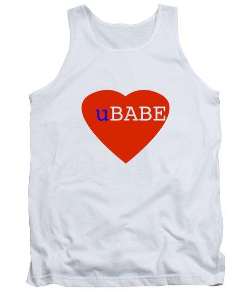 Love U Babe Tank Top