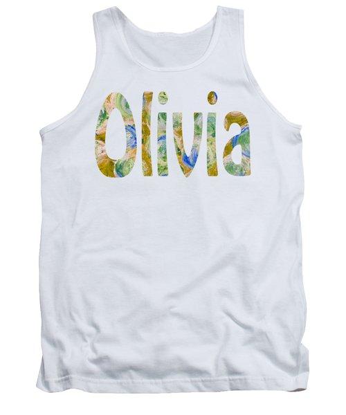 Olivia Tank Top