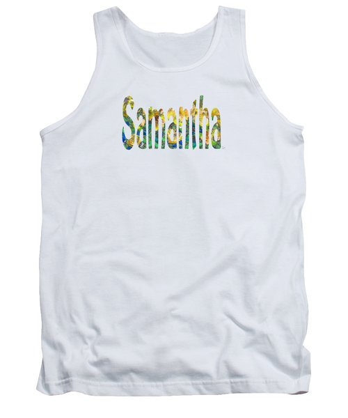 Samantha Tank Top