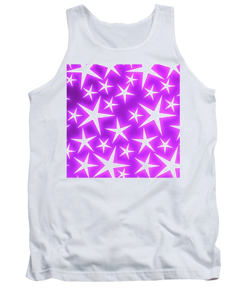 Star Burst 2 Tank Top