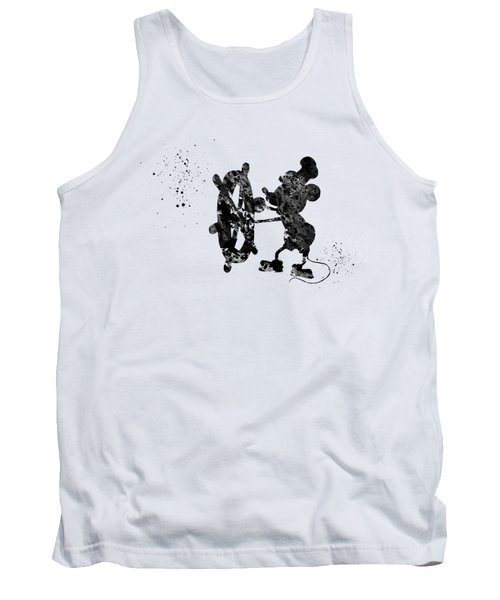 Steamboat Willie Tank Top