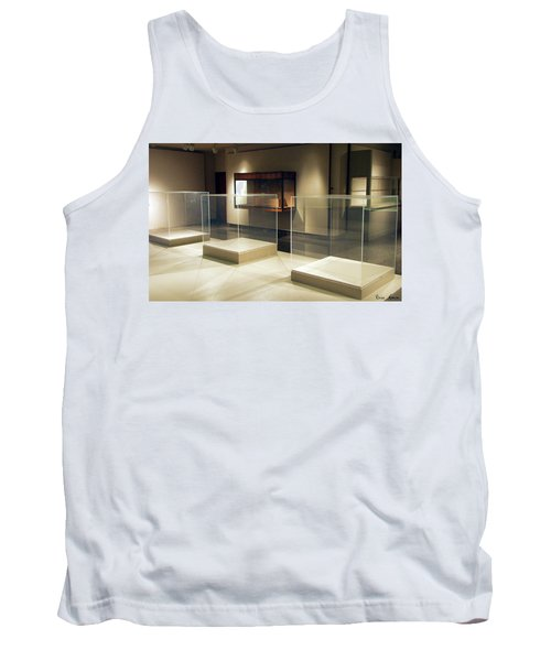 The Art Of Nothing Tank Top