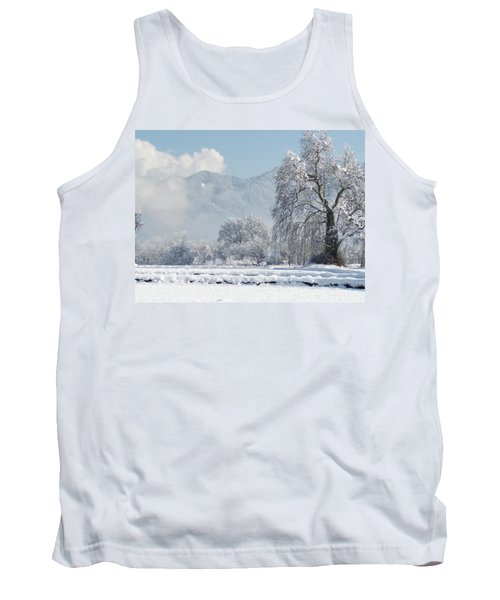 The Snow Story Tank Top