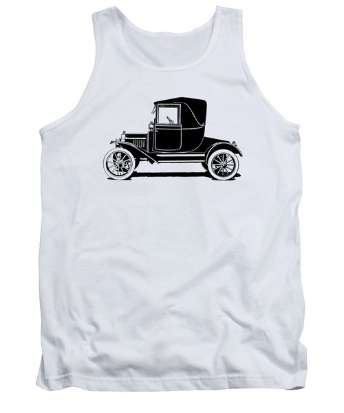 1915 Ford Coupelet Min Tank Top