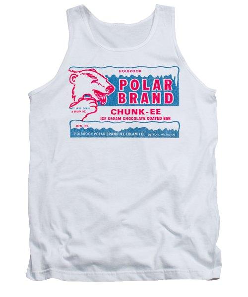 1950s Polar Brand Ice Cream Tank Top