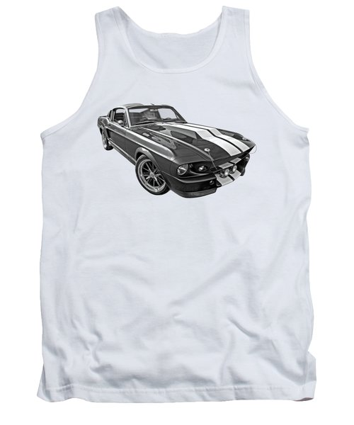 1967 Eleanor In The Clouds Tank Top
