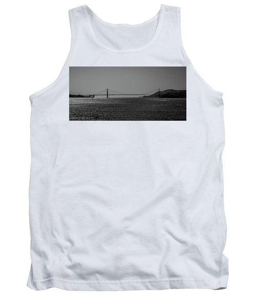 Golden Gate Bridge Tank Top