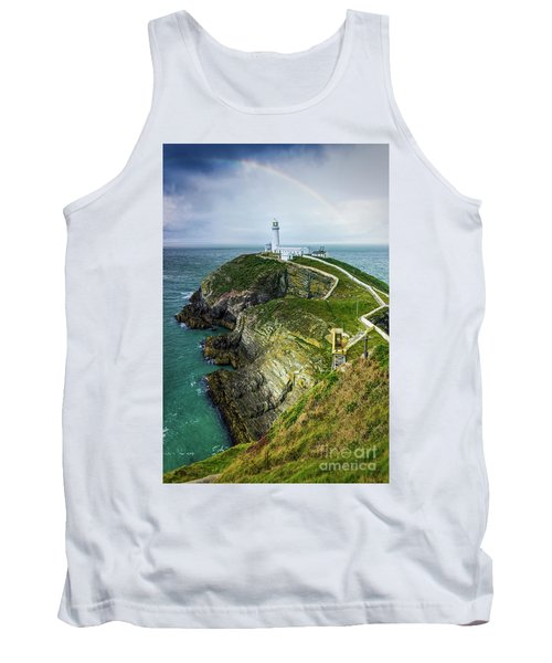 South Stack Lighthouse Tank Top
