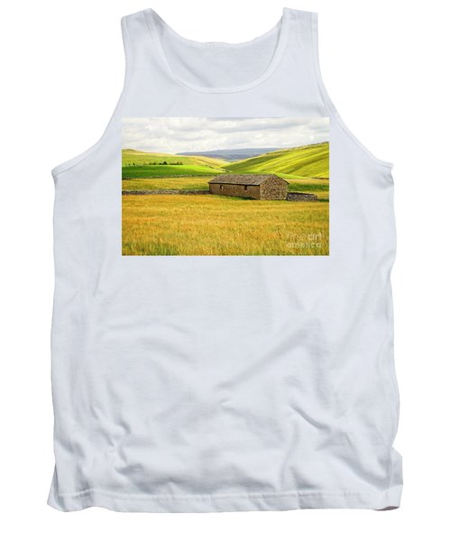 Yorkshire Dales Landscape Tank Top