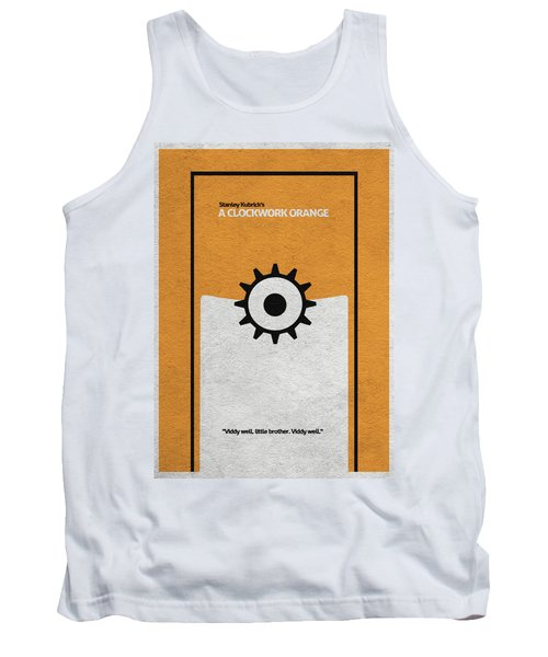 A Clockwork Orange Tank Top