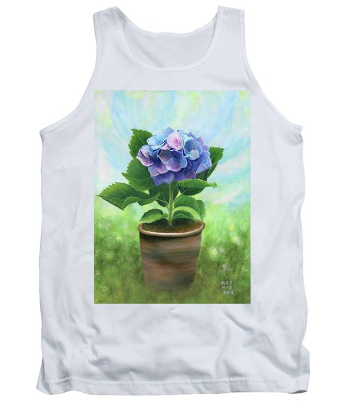 A Gift To My Angel Tank Top
