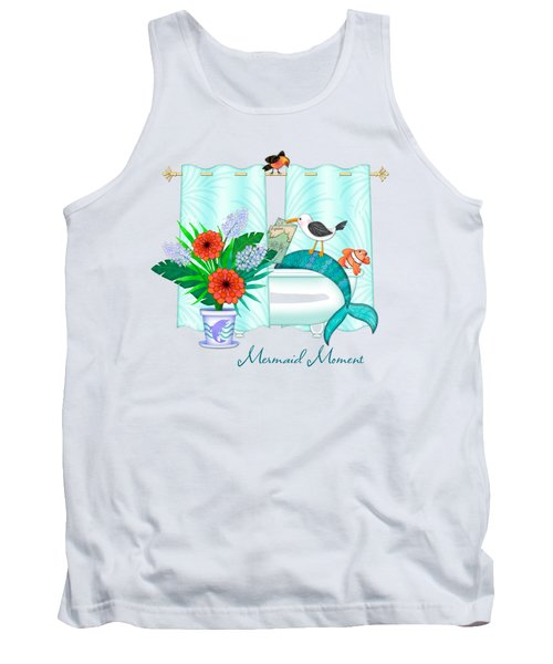 A Mermaid Moment Tank Top
