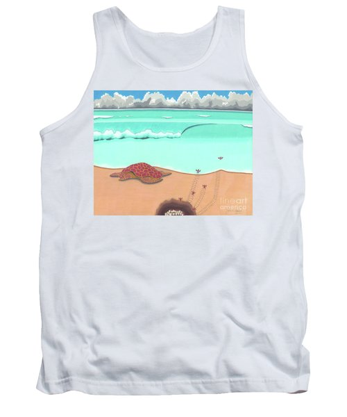 A New Beginning Tank Top