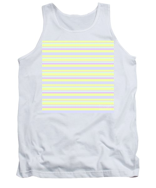 Abstract Horizontal Fresh Lines Background - Dde596 Tank Top