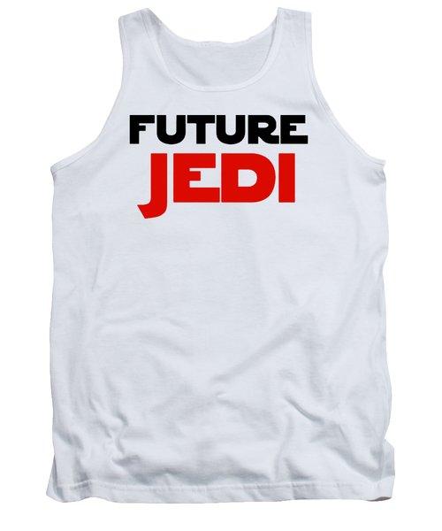 Adorable Future Jedi Tank Top