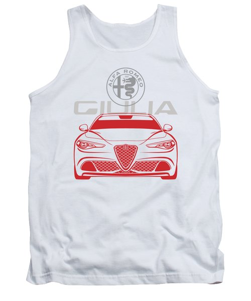 Alfa 2017 Giulia Tank Top