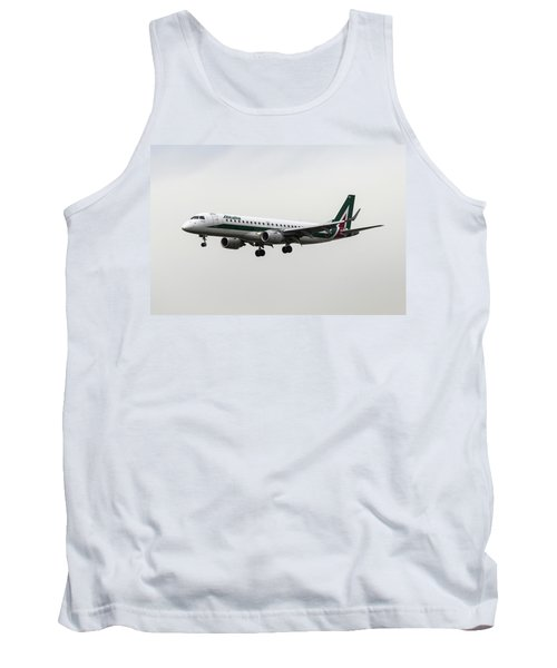 Alitalia Embraer 190 Tank Top