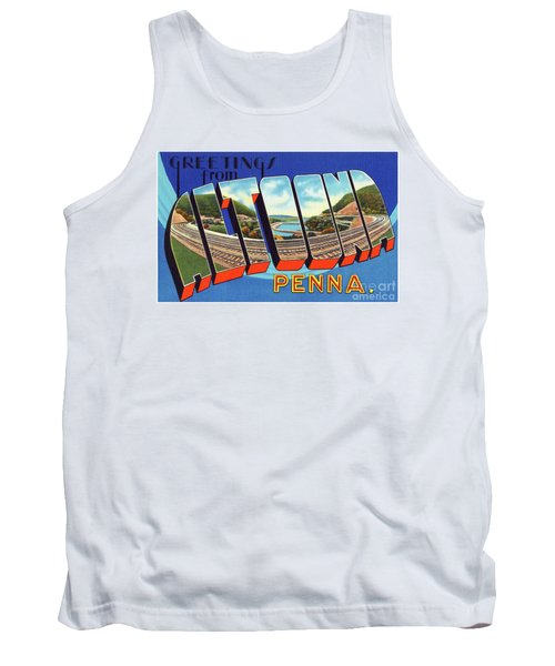 Altoona Greetings Tank Top