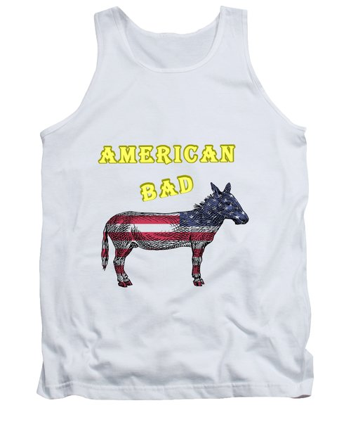 American Bad Ass Tank Top
