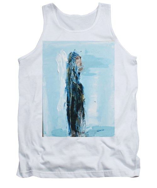 Angel With Child Tank Top