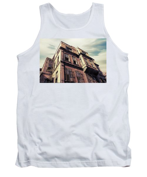 Angles Of Attrition Tank Top
