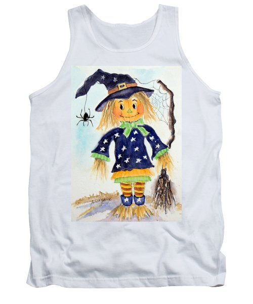 Arachnid Angelica Tank Top