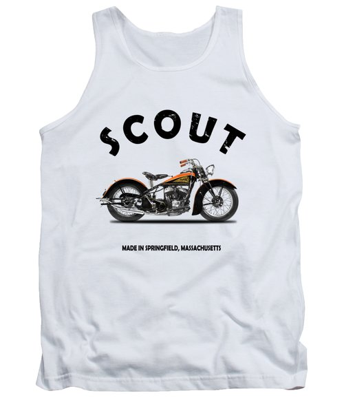 The Scout 1938 Tank Top