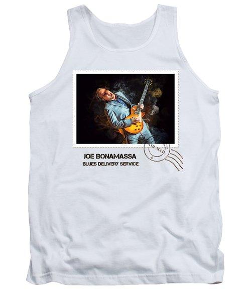 Smokin Joe Bonamassa Tank Top
