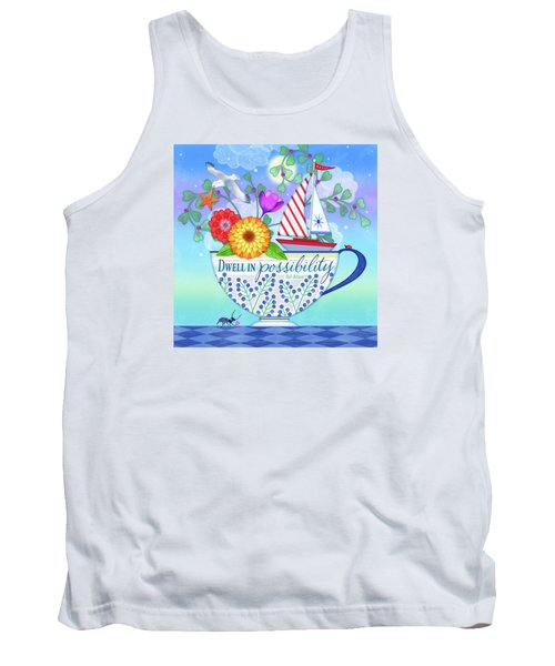 Dwell In Possibility Tank Top