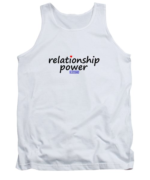 Relationship Power Tank Top
