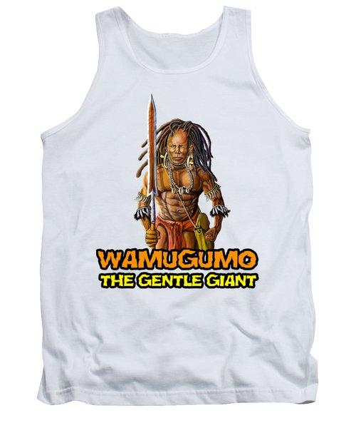 The Legendary Wamugumo  Tank Top