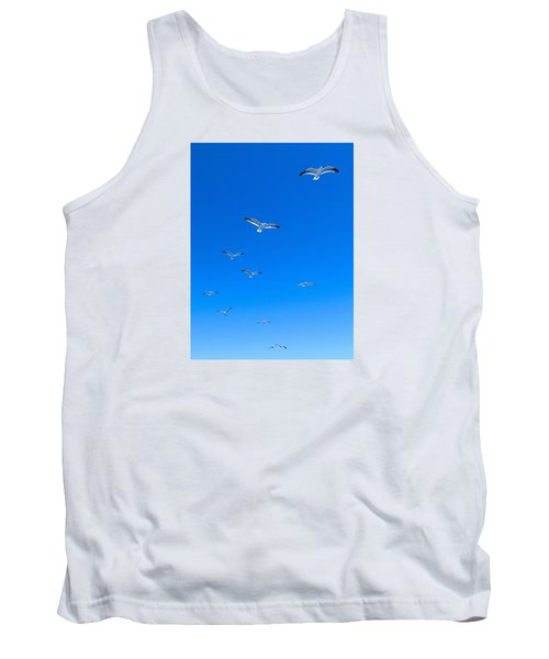 Ascending To Heaven Tank Top