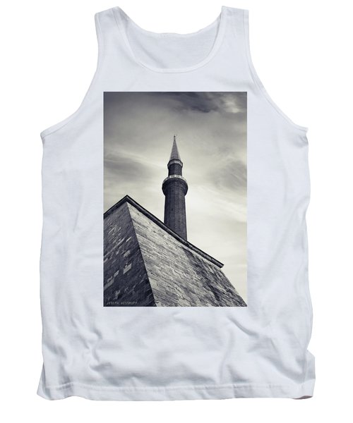 At Mosque-point Tank Top