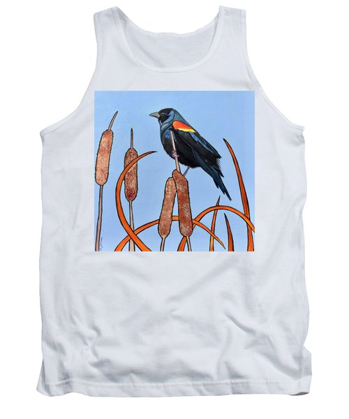 At The Pond Tank Top