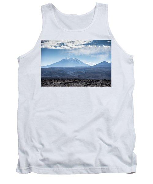 Atacama Volcano Tank Top