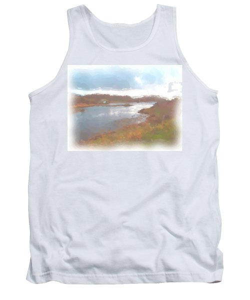 Atlantic View Tank Top