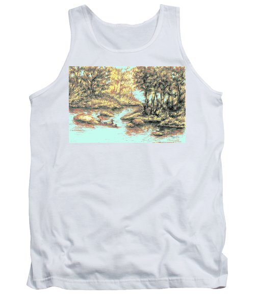 Autumn Is Here Tank Top