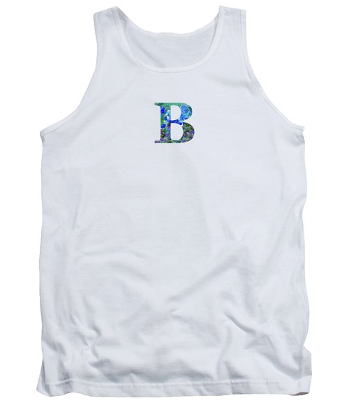 B 2019 Collection Tank Top