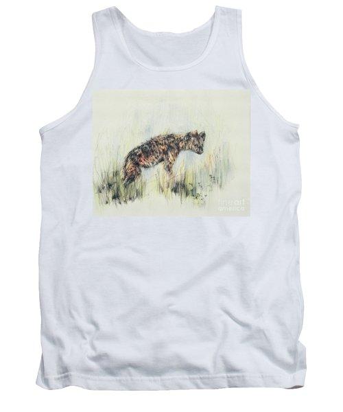Baby Hyena Tank Top