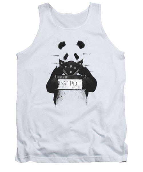 Bad Panda Tank Top