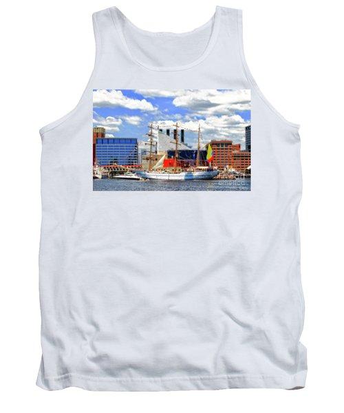 Baltimore's 2012 Sailibration Tank Top