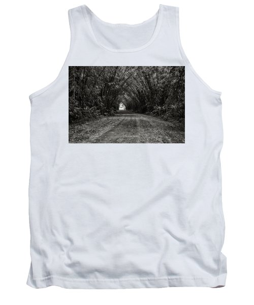 Bamboo Cathedral I Tank Top